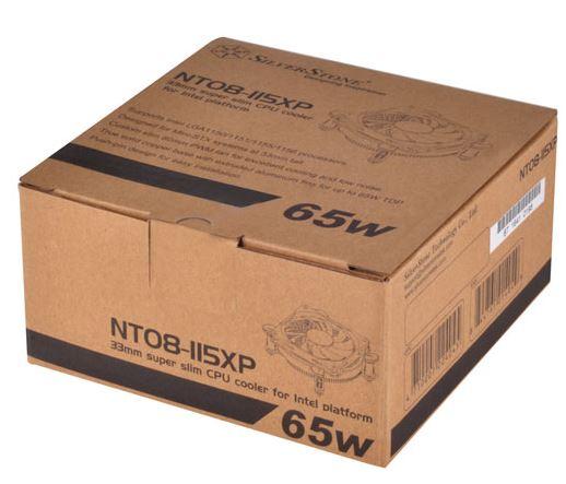SilverStone NT08-115XP