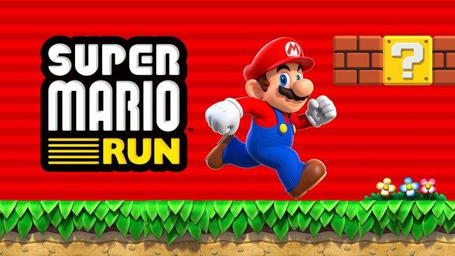 Nintendo рассчитывает на 100 млн загрузок Super Mario Run планируя выпускать 2-3 игры для смартфонов ежегодно
