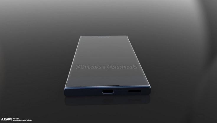 Преемник смартфона Sony Xperia XA станет похож на флагманскую модель Xperia XZ
