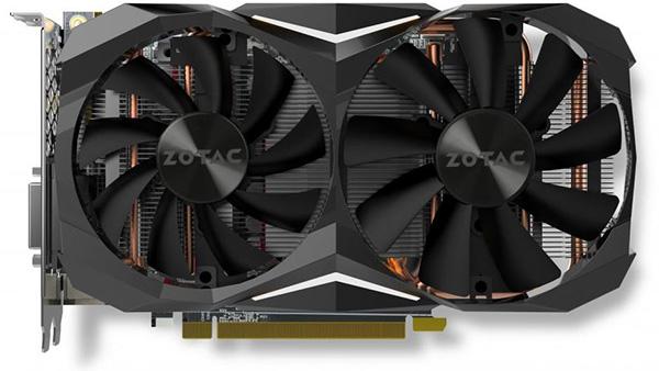 Zotac на следующей неделе покажет «самый компактный в мире» вариант видеокарты GeForce GTX 1080