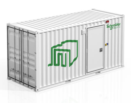 Модельный ряд модулей SmartShelter включает пять базовых изделий