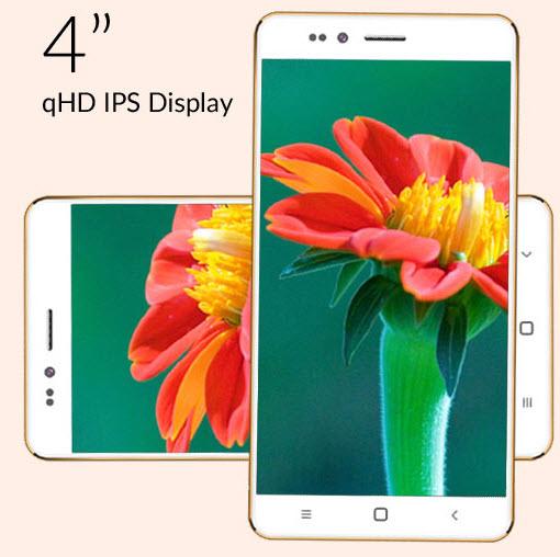 Самый доступный смартфон Freedom 251, оцененный всего в $4, предложит дисплей диагональю 4″, четырехъядерный процессор и Android 5.1