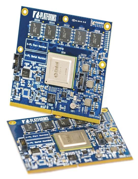 Процессорный модуль SF-BT1 на процессоре «Байкал-Т1» создан специалистами российской компании «Т-Платформы»