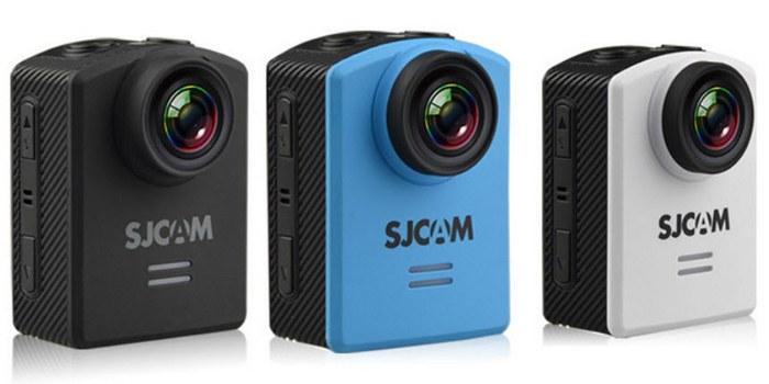 Экшн-камера SJCAM M20 оценена в $148
