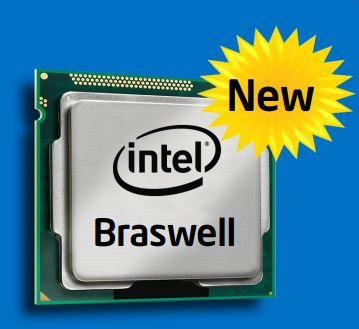 ������� SoC Intel Braswell ����������� ����� ���������