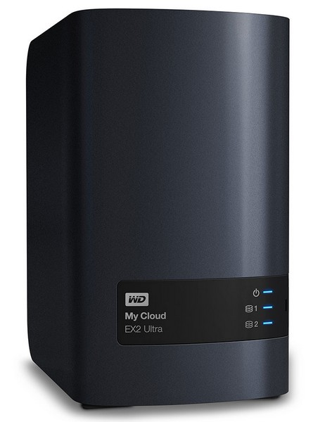 WD ����������� NAS My Cloud EX2 Ultra