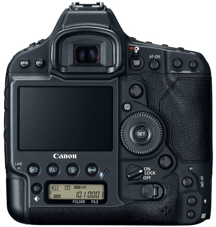 ������ Canon EOS-1D X Mark II ������ ��������� � ������� � ������ �� ���� $6000