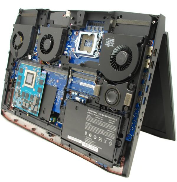 Ноутбук Eurocom Sky X9E Extreme Edition стоит минимум $3400