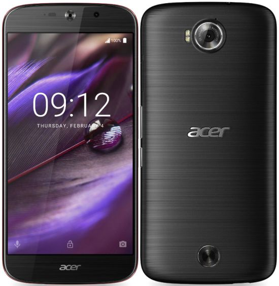 Смартфон Acer Liquid Jade 2 получил SoC Snapdragon 808