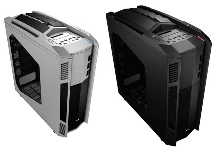 Корпус AeroCool Xpredator 2 оснащен шестью разъемами USB 2.0, контроллером вентиляторов и доком для накопителя
