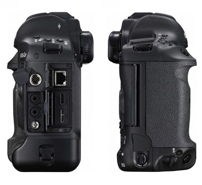 ����� ���������� � ������ Canon EOS-1D X Mark II ��������� �������� ������