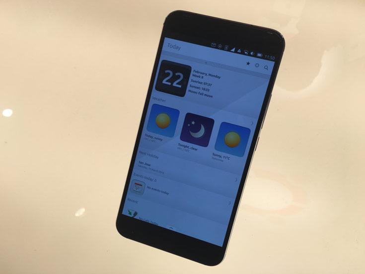 �������� Meizu Pro5 Ubuntu Edition ����� ��� ����� ��� �������� SIM