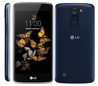 Смартфон LG K8 получил 1,5 ГБ ОЗУ