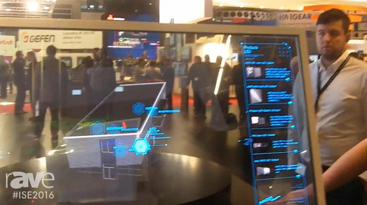 Разрешение дисплея, показанного Lang AG, равно Full HD