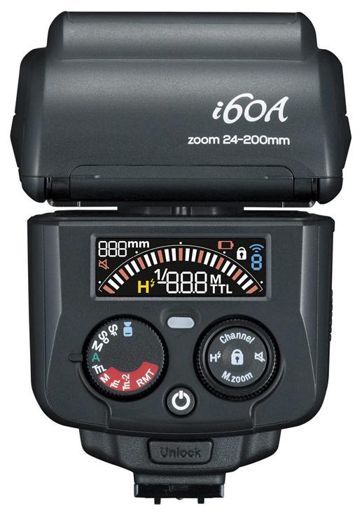 ������������ ������� Nissin i60A � ������� ������ 60