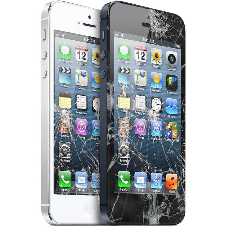По мнению Apple, имея возможность сдать старый смартфон с разбитым экраном, пользователь скорее купит новый