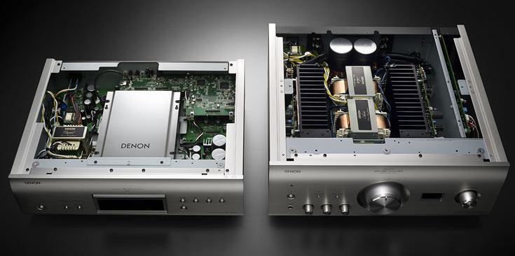 Цена Denon DCD-2500NE на российском рынке — 214 990 рублей, Denon PMA-2500NE — 229 990 рублей
