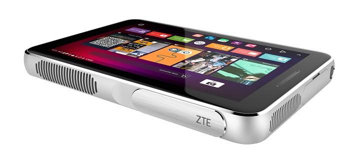 ZTE представила гибрид SPro Plus