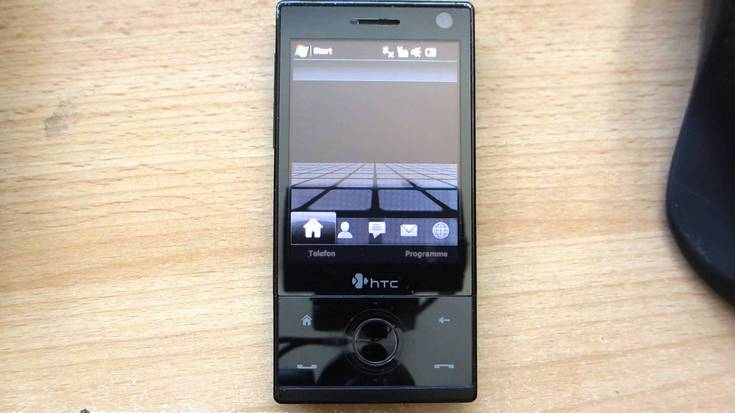 HTC ����� ��������� �������� � Windows 10 Mobile