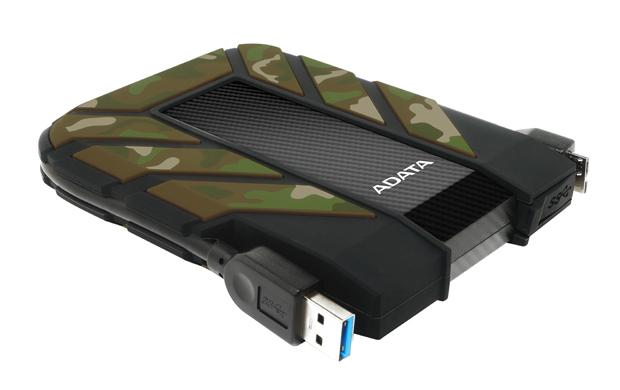 Adata представила накопители HD650X и HD710M