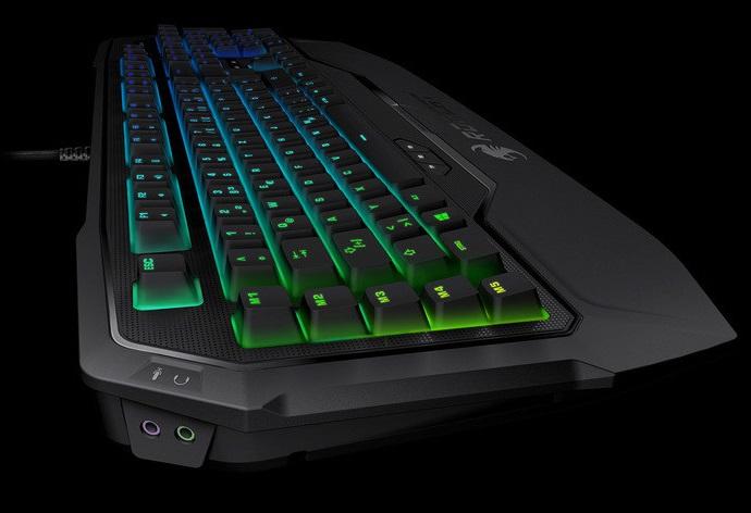 Клавиатура Roccat Ryos MK FX уже поступила в продажу