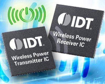Микросхемы IDT P9240A и IDT P9220 соответствуют требованиям стандарта WPC Qi