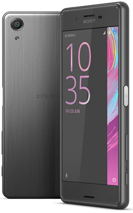 ���� ����� ����������� ����������� ��������� Sony Xperia PP10