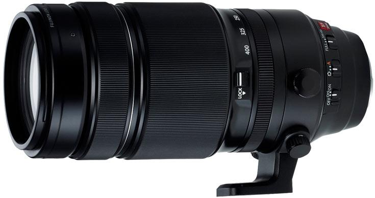 �������� Fujinon XF100-400mmF4.5-5.6 R LM OIS WR �������� � ������� � ������� 2016 ����