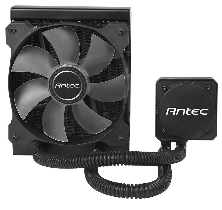 На СВО Antec Kuhler H2O H600 Pro и H1200 Pro предоставляется пятилетняя гарантия