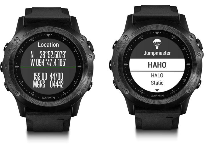 ����� ���� Garmin tactix Bravo �������� ���������� GPS
