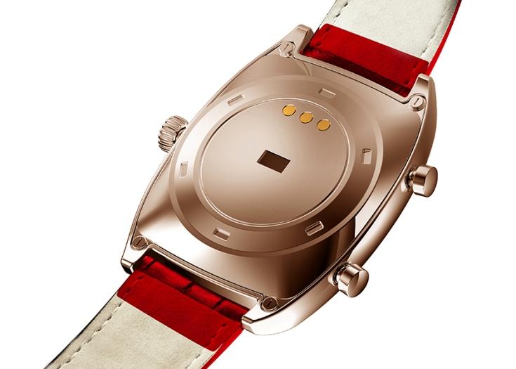 Умные часы THL H-One получили три элемента управления