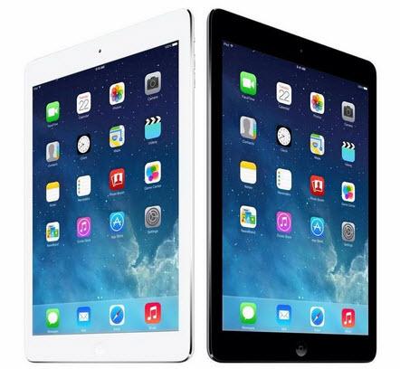 По слухам, производство нового планшета iPad Air с экраном 4K начнется во втором квартале 2016