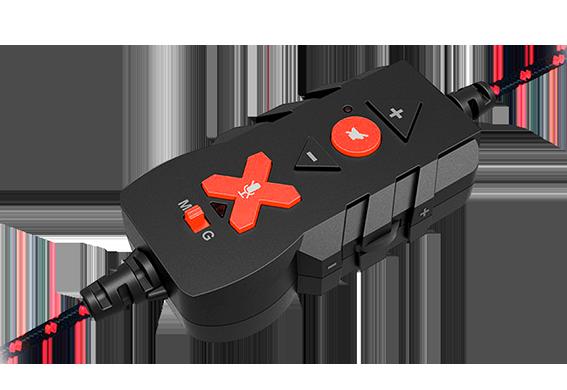 Игровая гарнитура EpicGear SonorouZ X получила массивный пульт управления