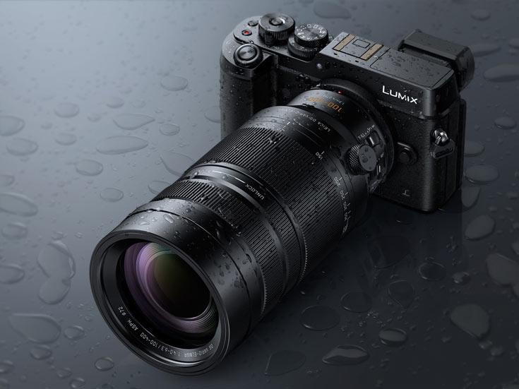 Продажи объектива Panasonic Leica DG Vario-Elmar 100-400mm F4.0-6.3 ASPH. должны начаться в апреле