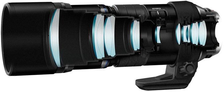 Продажи объектива Olympus M.Zuiko Digital ED 300mm F4 IS Pro уже начались по цене $2500