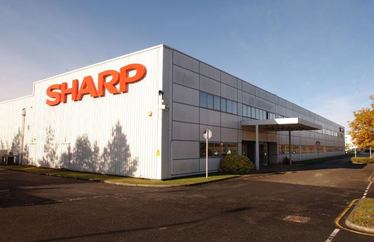 До конца недели план реструктуризации Sharp будет подписан
