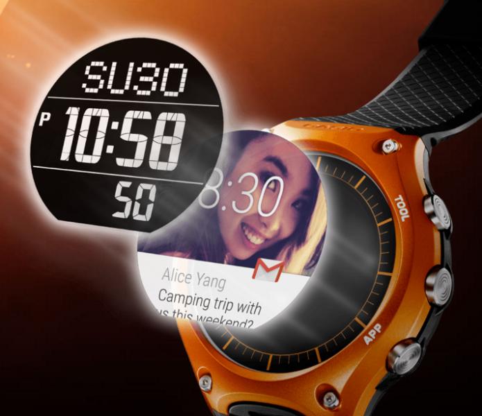 Умные часы Casio WSD-F10 стоят около $500