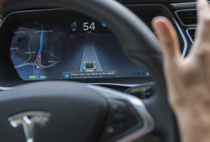 Правительство США стало активнее интересоваться беспилотными авто