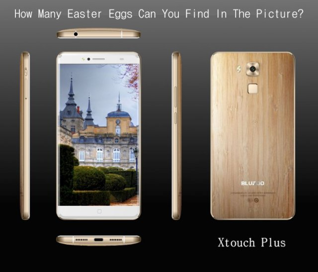 �������� Bluboo Xtouch Plus ������� ����� ���
