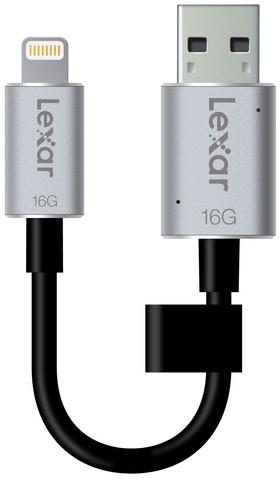 Накопитель Lexar JumpDrive C20i соответствует спецификации USB 3.0