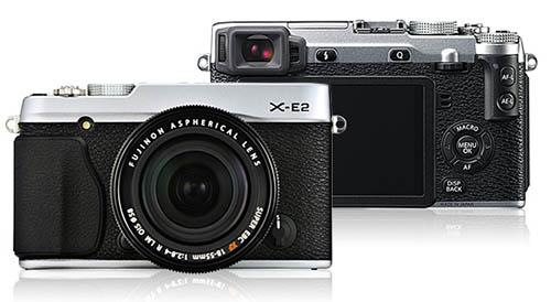 Камера Fujifilm X-E2S получит гибридную систему автоматической фокусировки