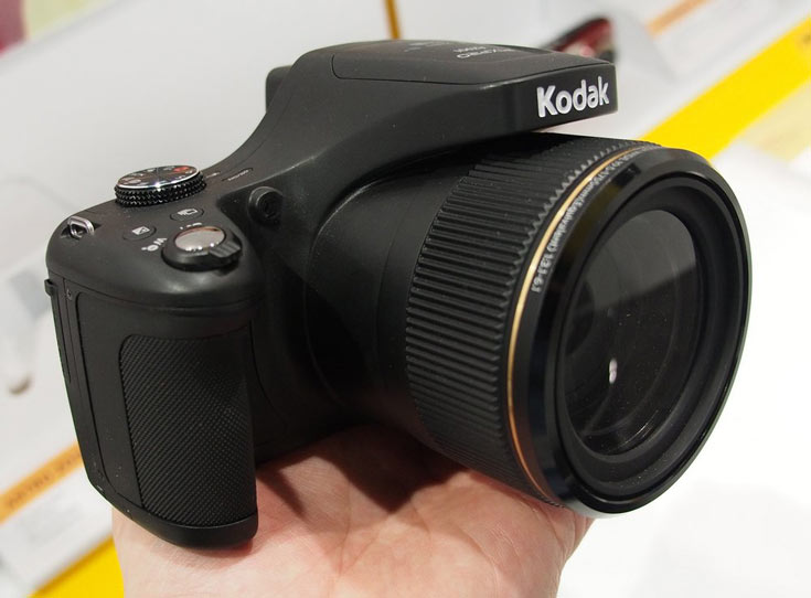Данных о цене камеры Kodak Astro Zoom AZ901 пока нет