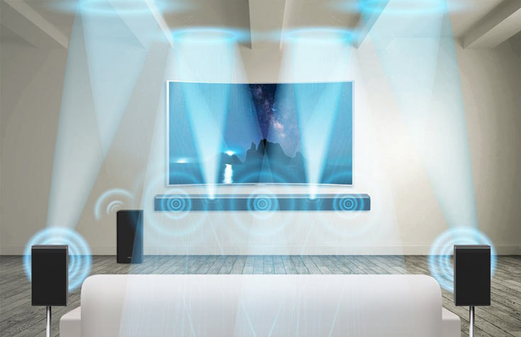 Акустическая система Samsung HW-K950 Soundbar будет представлена на CES 2016