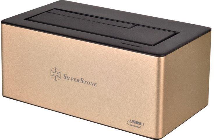 Док для накопителей SilverStone SST-TS11G-C стоит примерно $53