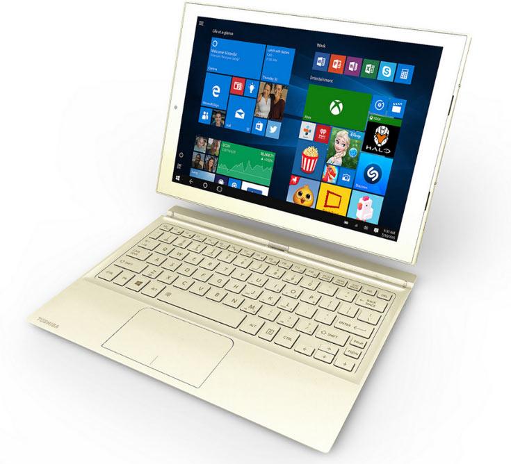 ������� Toshiba dynaPad � 6,9 ��