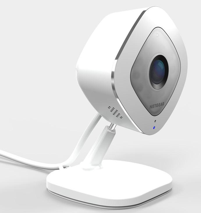Камера Arlo Q поддерживает видео 1080p