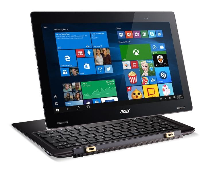Ноутбук Acer Aspire Switch 12 S оценивается в $1000