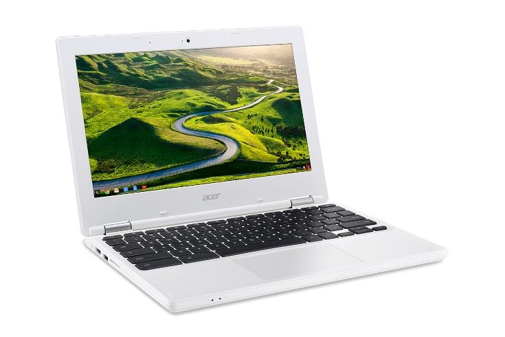 Acer наделила ноутбук Chromebook 11 процессором Celeron