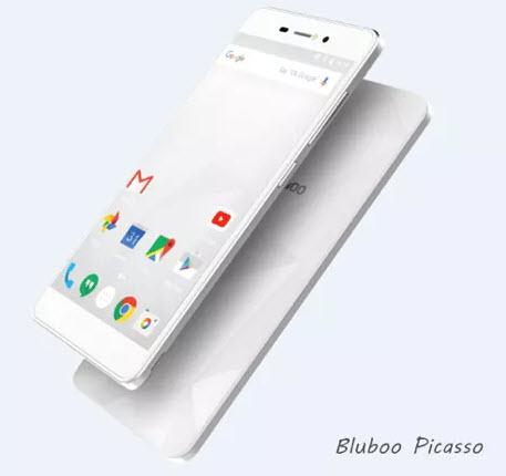 Опубликованы изображение и цена смартфона Bluboo Picasso
