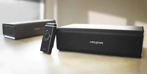 АС Creative Sound Blaster Roar стоит $350